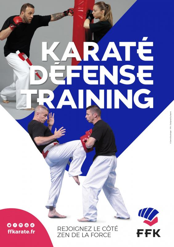 Comite departemental bas rhin karate defense training