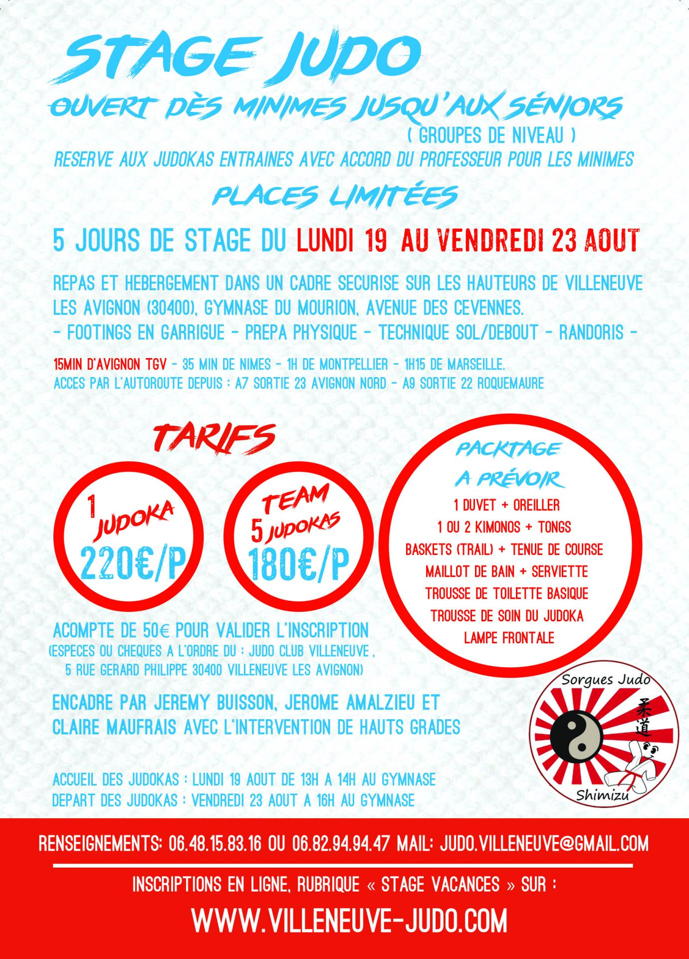 Flyer summercamp verso2019web